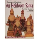 Carving an heirloom Santa