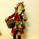 Pino Verde Porcelain Saint Nicholas